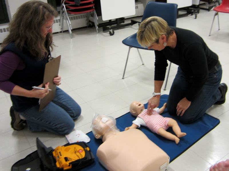 cpr to adults