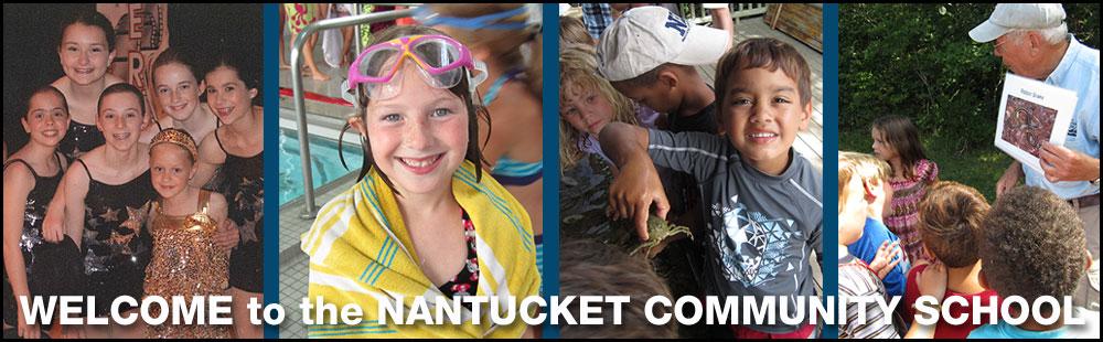 Welcome to the Nantucket Communty School