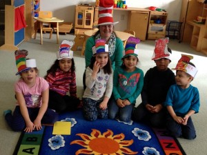 Celebrating Dr Seuss