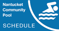 Nantucket Community Pool Monthly Schedule